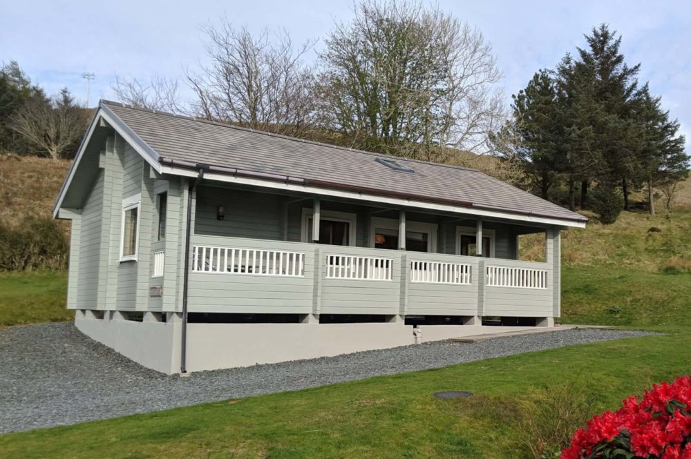 Cill-Mhoire Lodges, Dervaig, Isle of Mull