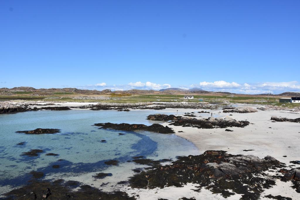 Fidden Beach, Ross of Mull
