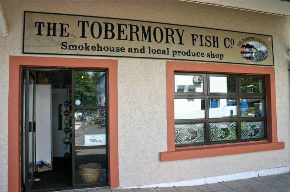 Tobermory Fish Company - Isle of Mull