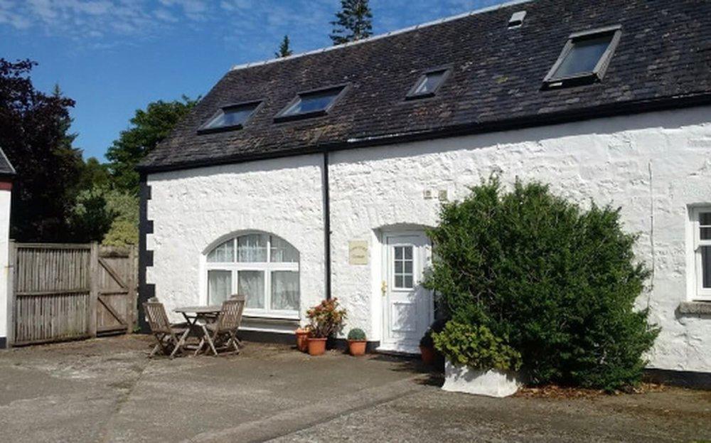 Courtyard Cottage Isle of Mull