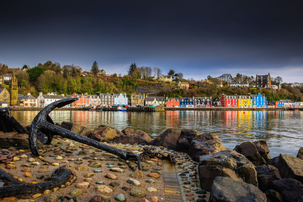 Tobermory Bay, Isle of Mull