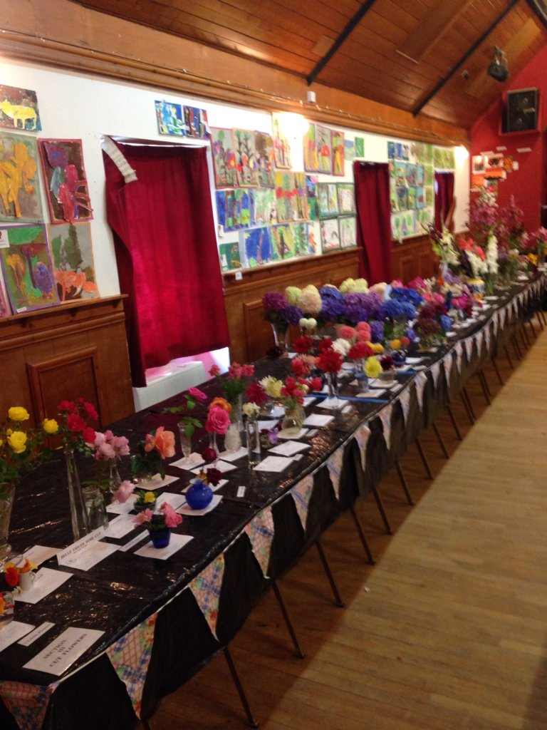 Tobermory Horticultural Society Annual Flower Show