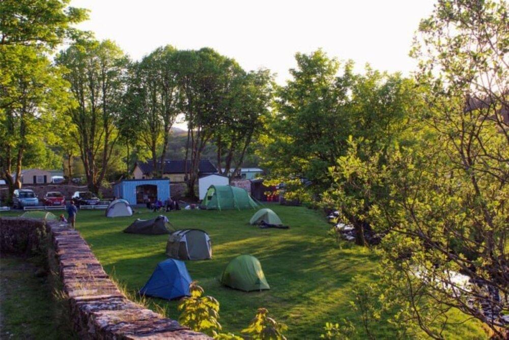 Tobermory Campsite