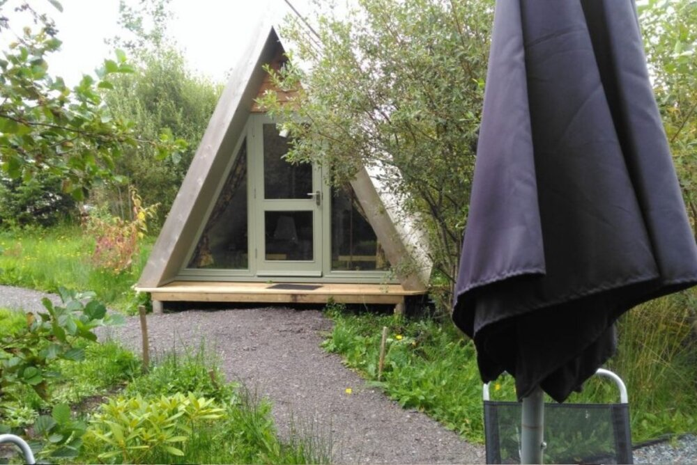 Hart of Mull Self Catering Log Cabins1
