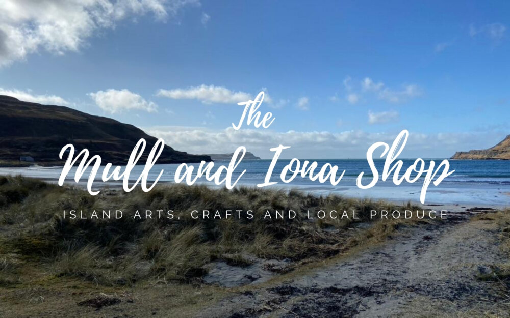 The Mull and Iona Shop - online marketplace for the isle of mull and isle of iona