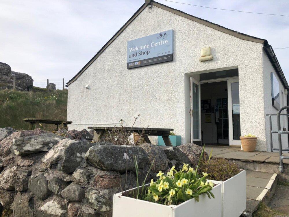 Iona Community Shop, Wecome Centre, Isle of Iona
